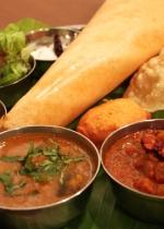 南インド料理 ダクシン《ブリヂストン美術館周辺の素敵なお店》
