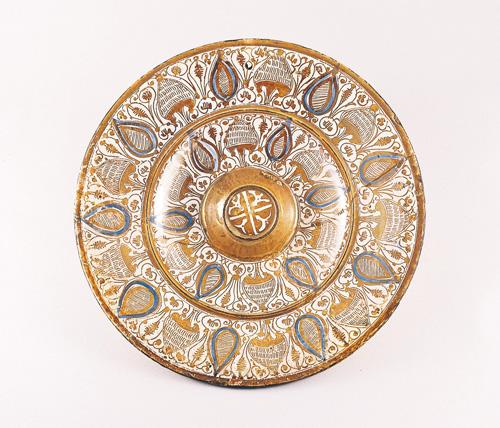 スペイン ラスター彩鉢
